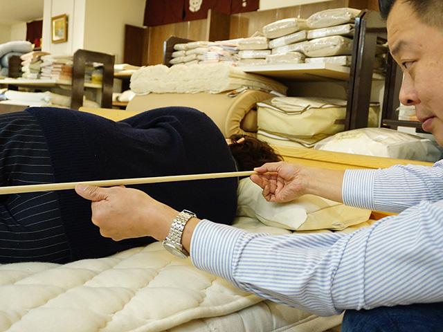 ベッド・オーダーメイド枕で眠りの悩みを解決する店 京都八田屋